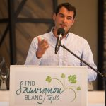 Thys Louw Flies Flag for South African Sauvignon Blanc at New Zealand Showcase photo