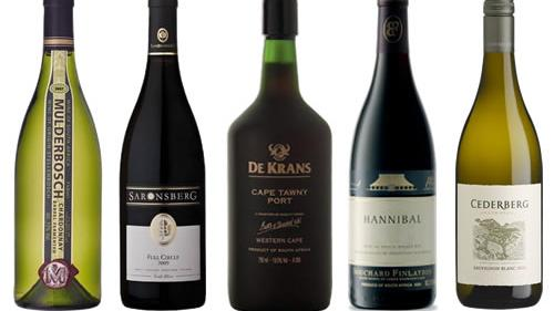 South Africa's Top 100 Most Highly Rated Wines photo