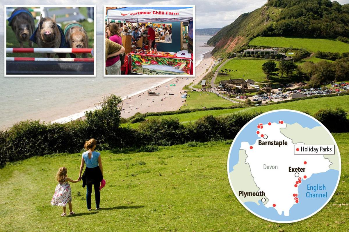 Head To Devon For Our £9.50 Hols Guide To The Best Of The West photo