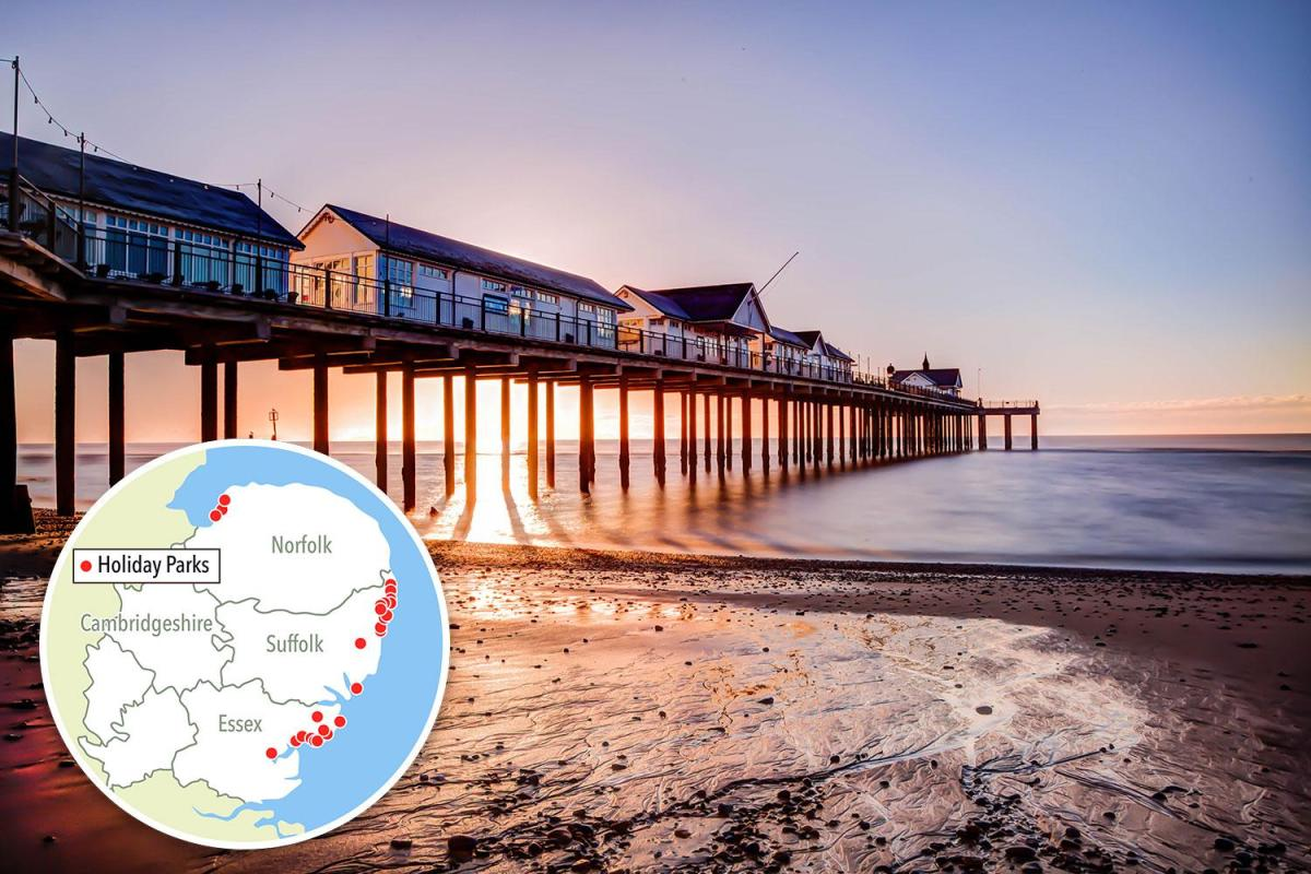 Discover Delights In East Anglia Plus Hols From £9.50 Deals For European Breaks photo