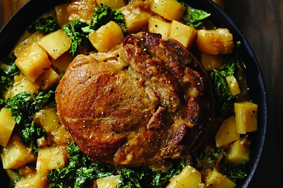 Delicious Veal Dish Oozes Comfort photo