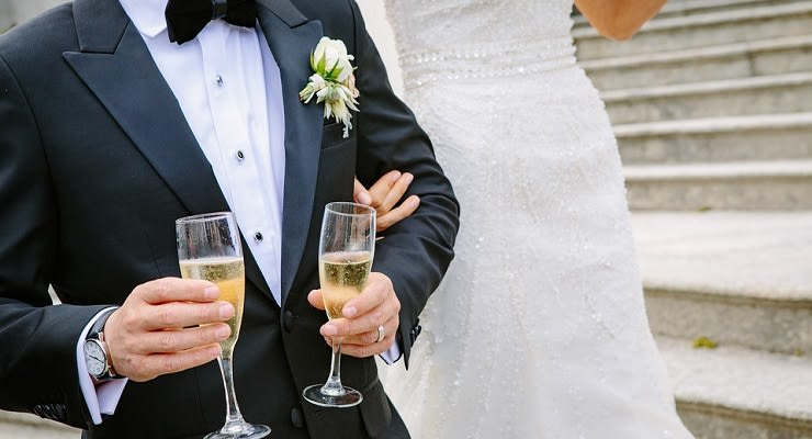 Trending Wedding Drinks and Cocktails photo