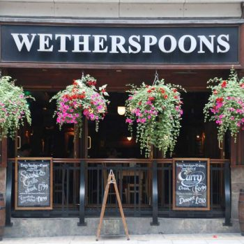 Wetherspoon Boss Removes European Wines And Beers From Pubs photo