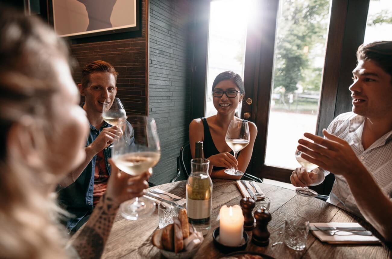 Are Us Millennials Giving Wine The Cold Shoulder? photo