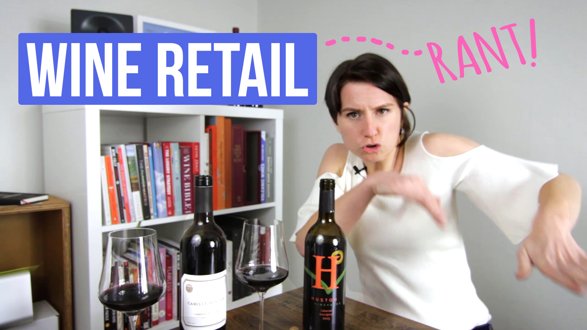 Wine Retail Rant (why Grocery Store Wines Are Rigged) photo
