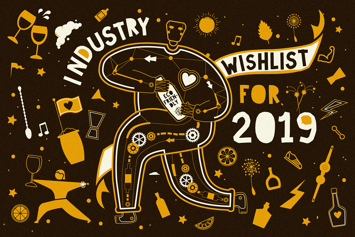 The Bar Industry's Wish List For 2019 photo