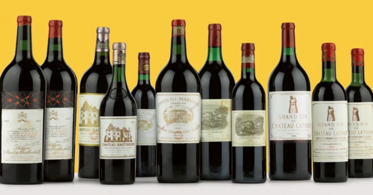 Romanée-conti Leads The Way As Thirst For Rare wine And Whisky Drives Surge In Auction Sales photo