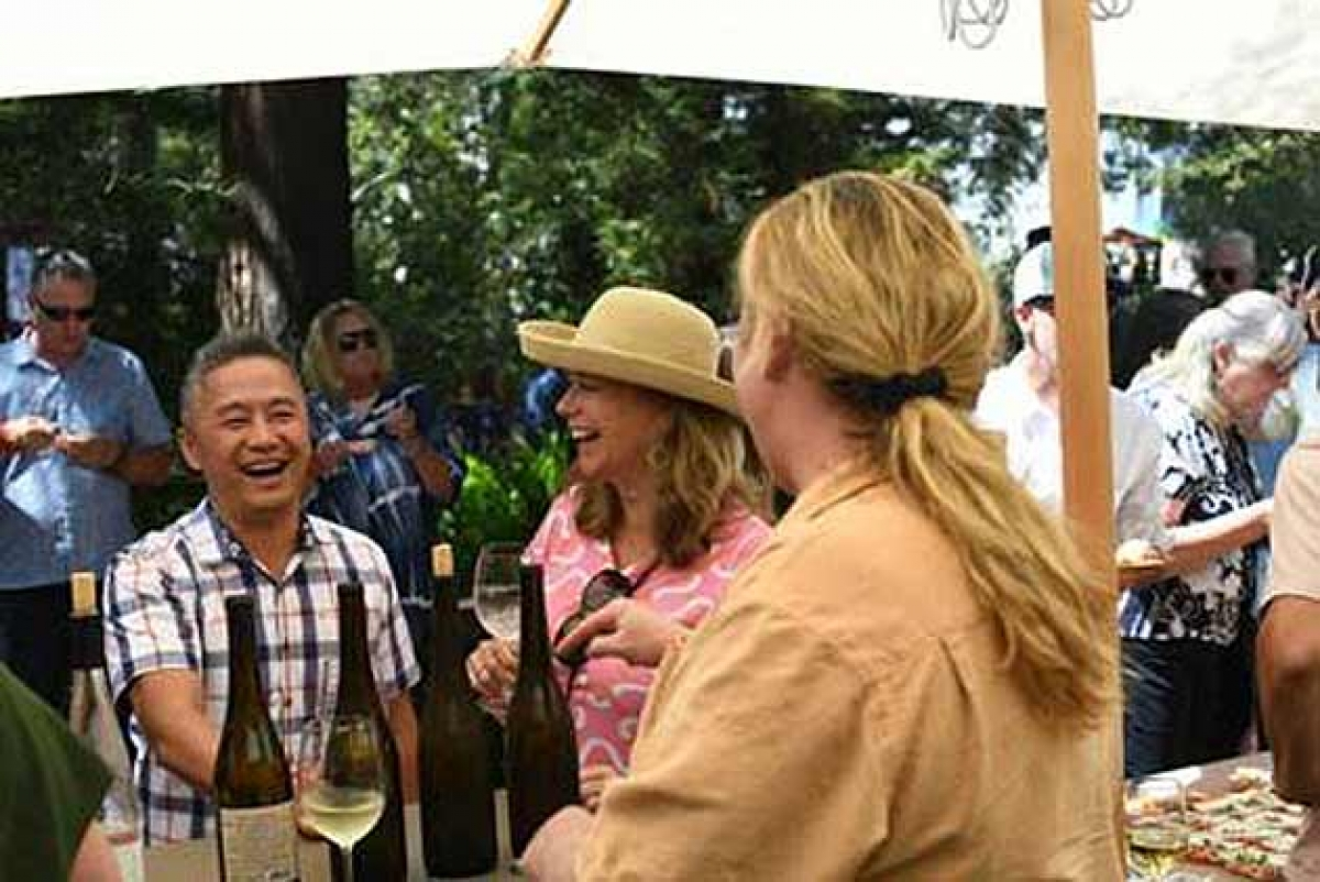 Save The Date: Santa Barbara Wine + Food Festival On June 29 photo