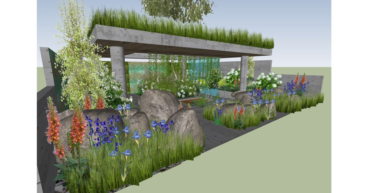Silent Pool Gin To Create Garden For Rhs Chelsea Flower Show 2019 photo