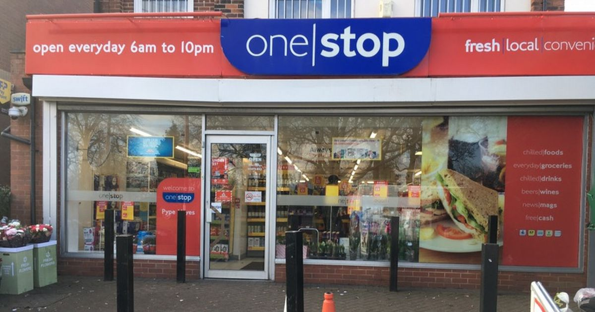 Dramatic Raid On One Stop Shop As Cash Machine Dragged Out With Chains photo