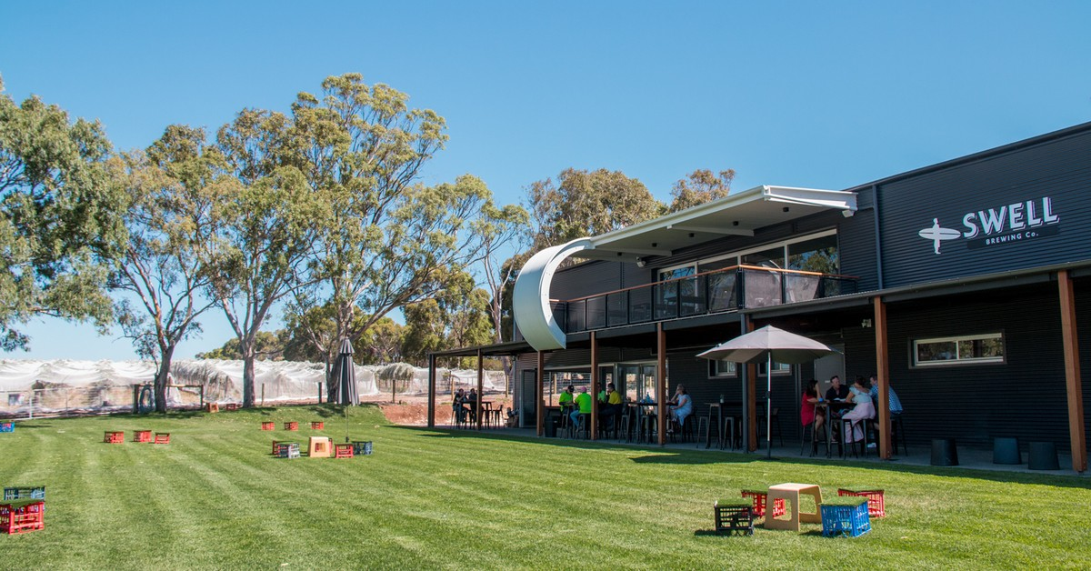 A Gigantic New Taphouse Has Landed In Mclaren Vale photo