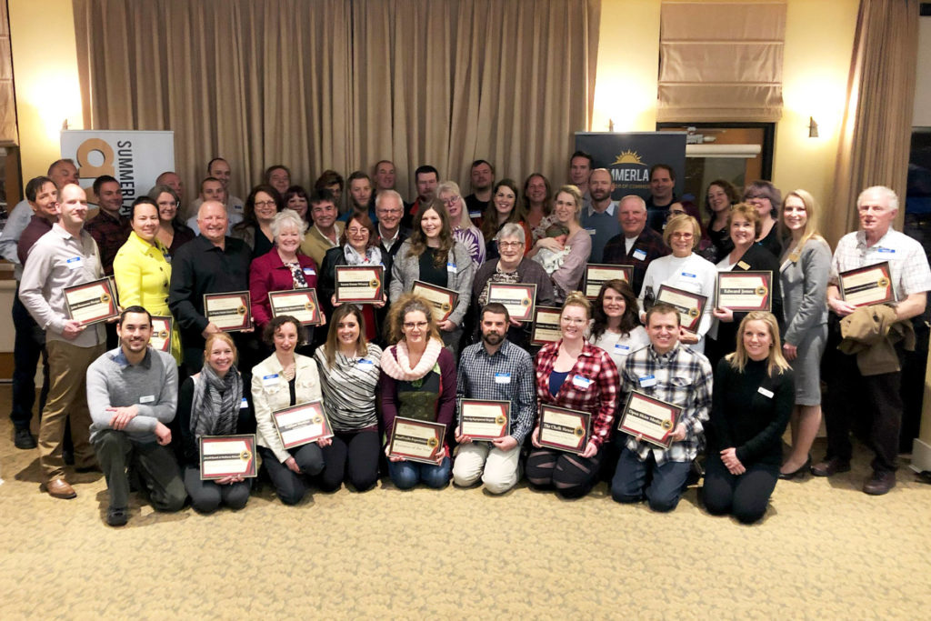 72 Summerland Businesses Nominated For Awards photo