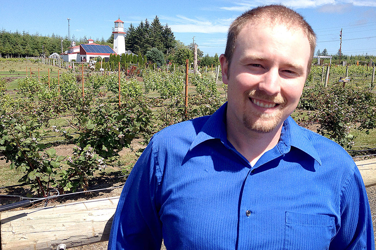 Fruit Wines An Important Part Of Northwest Wine Country photo