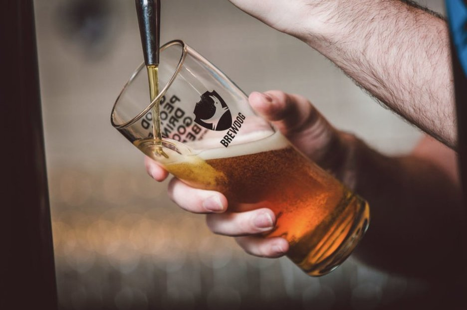 Brewdog Bosses Offer Free Beer To Boost Knowledge Of Great British Pint photo