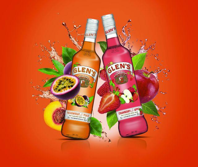 Glen's Vodka Reveals Flavour Variants photo