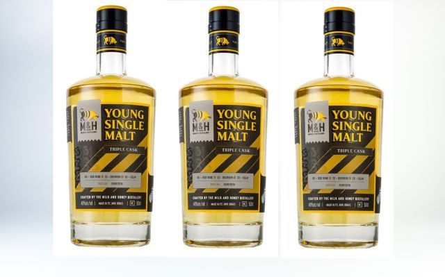 Maverick Drinks To Distribute Israel's First Single Malt Whisky photo