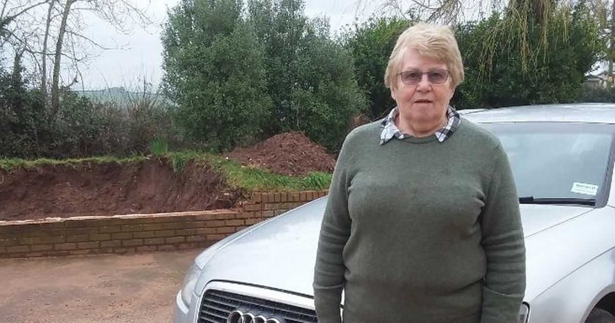 Defiant Gran Vows To Take Down Bailiffs Over Parking Fine photo