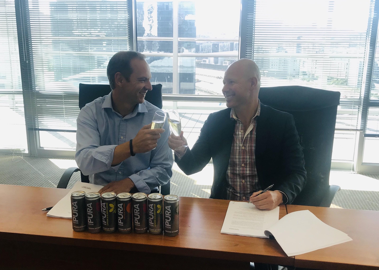 Sa's Beverage Startup Pura Raises Cash From Knife Capital photo