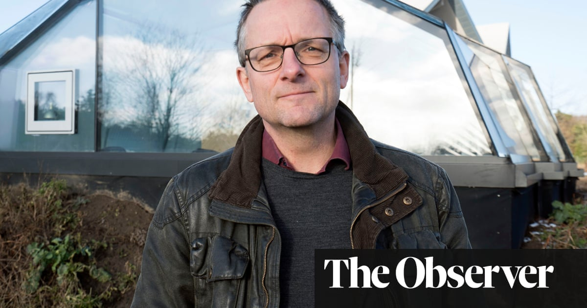 Michael Mosley On Drinking In Moderation photo
