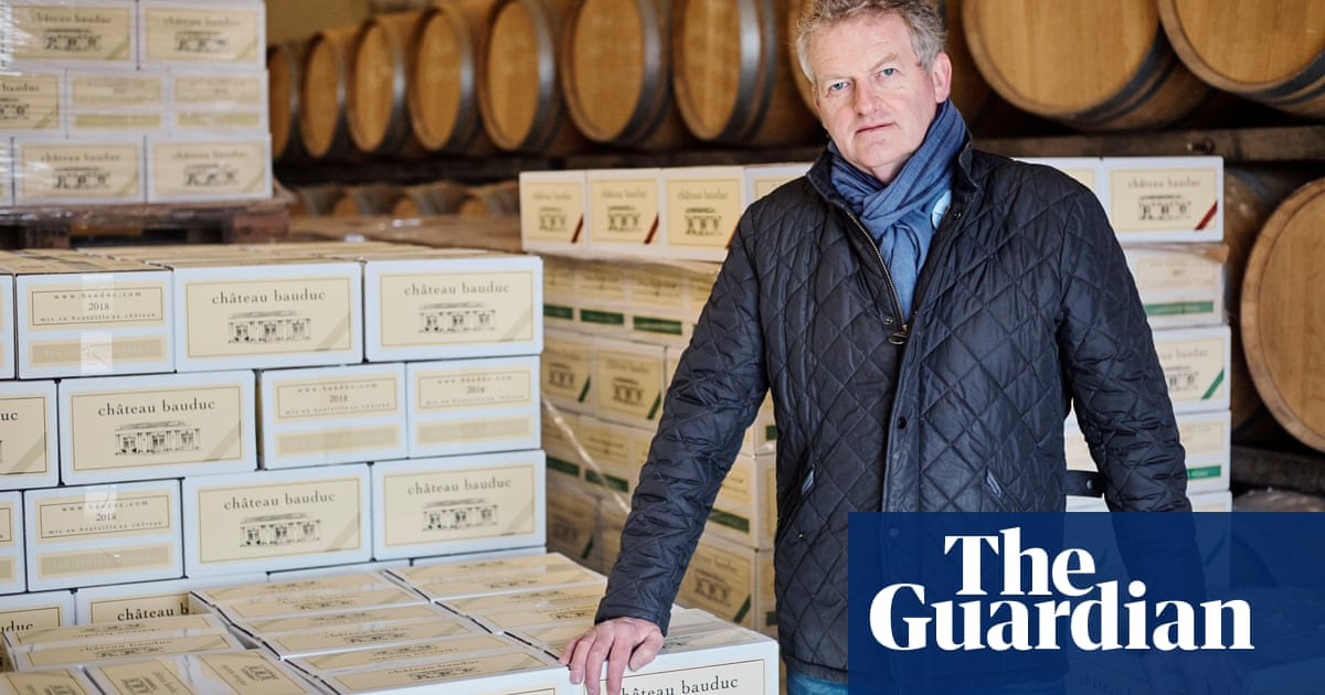 'buy Your Wine Now': The Bordeaux Vineyards Bottling Before Brexit photo