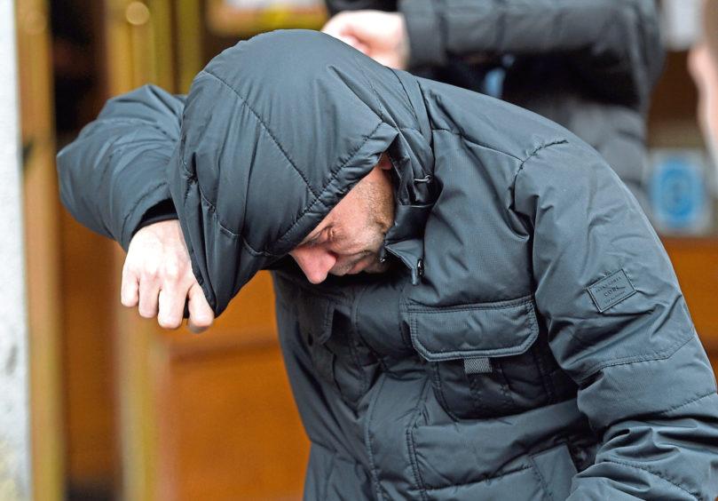 Man Admits Throwing Glen's Vodka Bottle At Aberdeen Fans During Rangers Clash photo