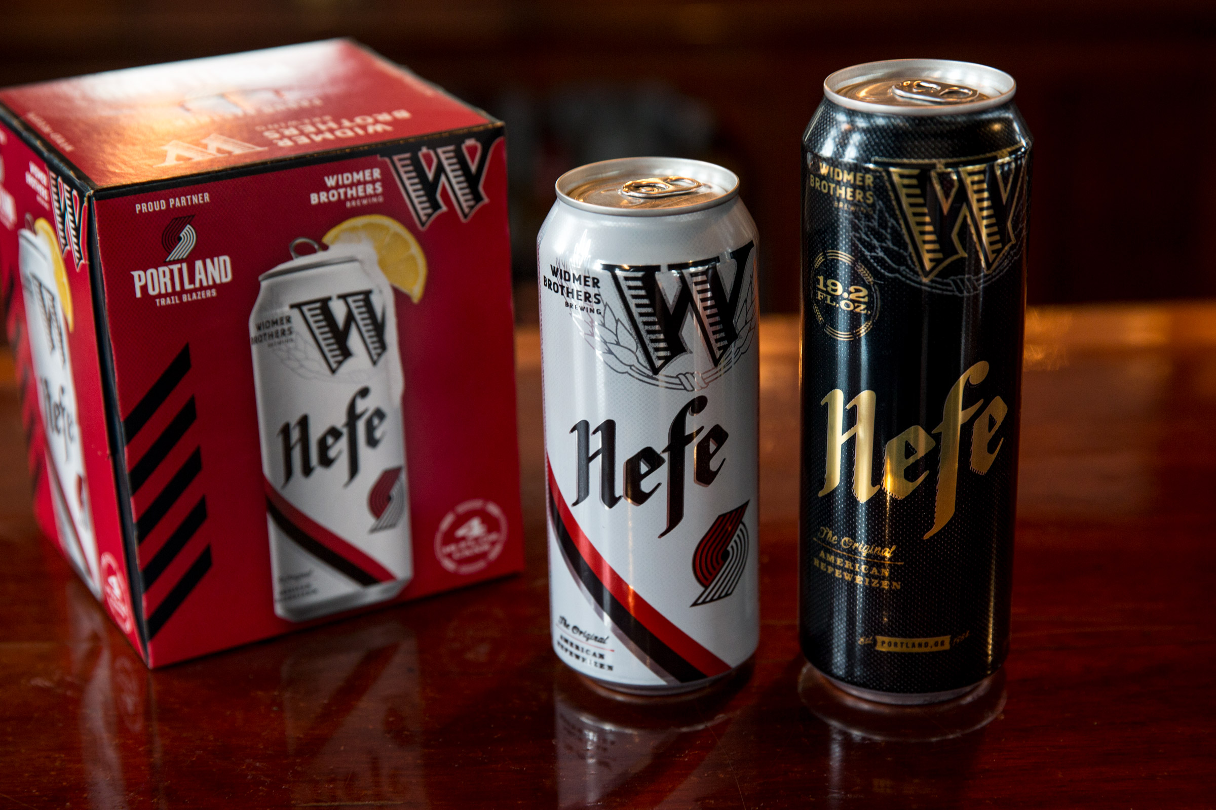 Widmer Brothers Introduces New Can Packages For Flagship Hefe photo