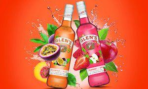 Glen's Vodka Launches Lower Abv Options photo