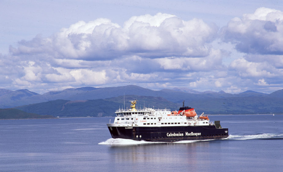 All Aboard For A Networking Ferry As Calmac Help Raise Scottish Island's Profile photo