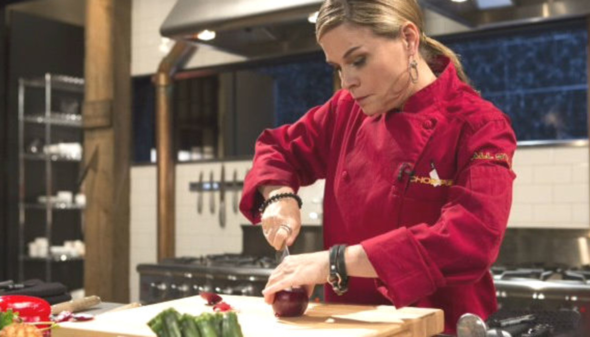 Cat Cora Joins Top Dallas Chefs At Foodie Event Focused On The Ladies photo