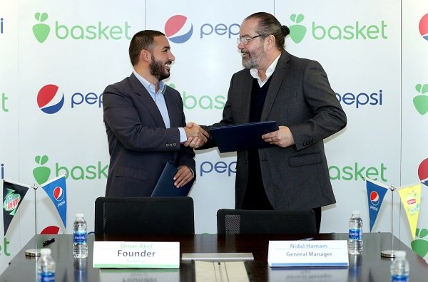 Basket.jo Signs A Partnership Agreement With Local Pepsico Affiliate photo