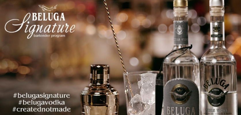 Beluga Vodka Opens Applications For 2019 Signature Bartending Programme photo