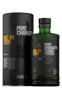 Bruichladdich Port Charlotte Mc: 01 2009 photo