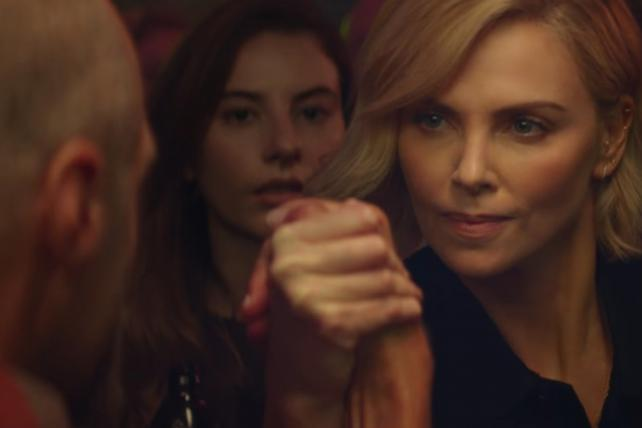 Watch Budweiser's Oscars Ad Starring Charlize Theron photo