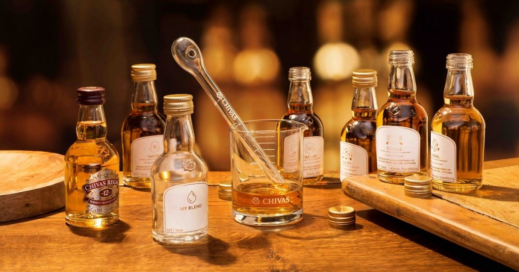 Chivas Is Letting You Blend Your Own Whisky At Home photo