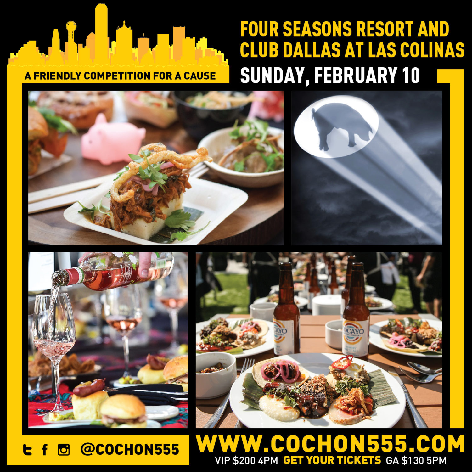 Celebrate Year Of The Pig With Cochon555 February 10 photo