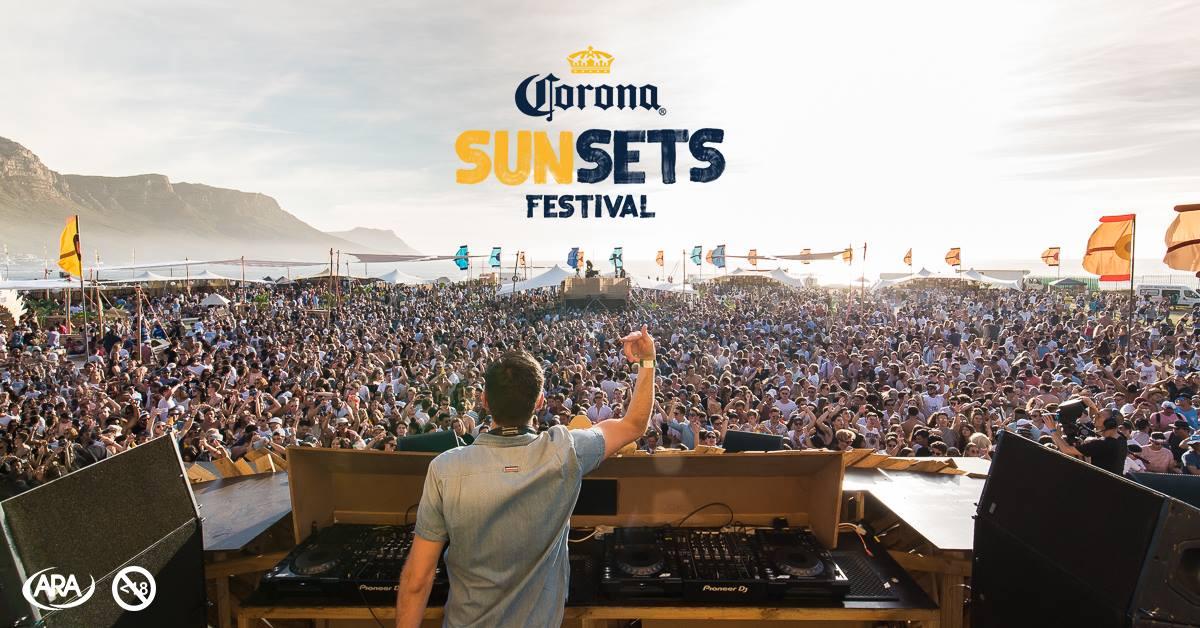 Corona Sunsets Festival – Full Artist Lineup photo