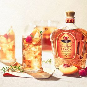 Crown Royal Creates Peach-flavoured Whisky For Summer photo