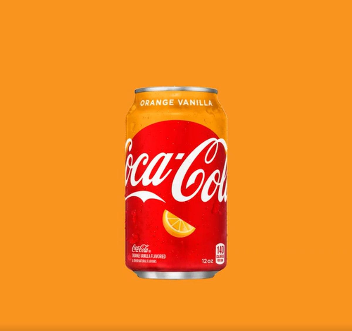 Coca-cola Reveals New Flavor photo