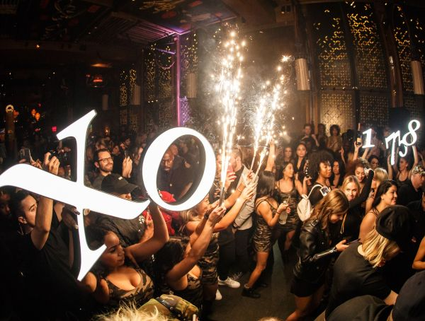 The Weeknd Celebrates His Birthday At Tao Downtown With Rémy Martin photo
