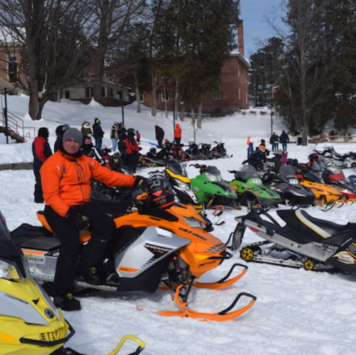 Lake George Winter Carnival ~ A Hot Spot For Winter Fun photo