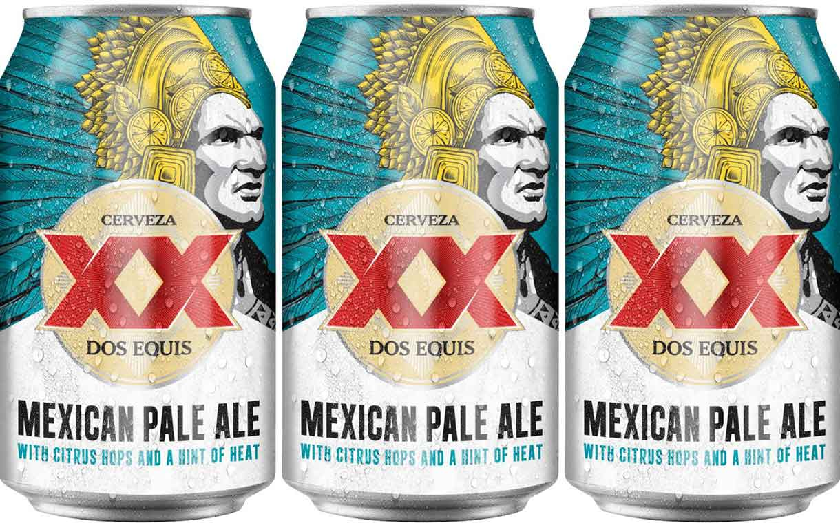 Heineken Introduces Dos Equis Mexican Pale Ale To Off-premise photo