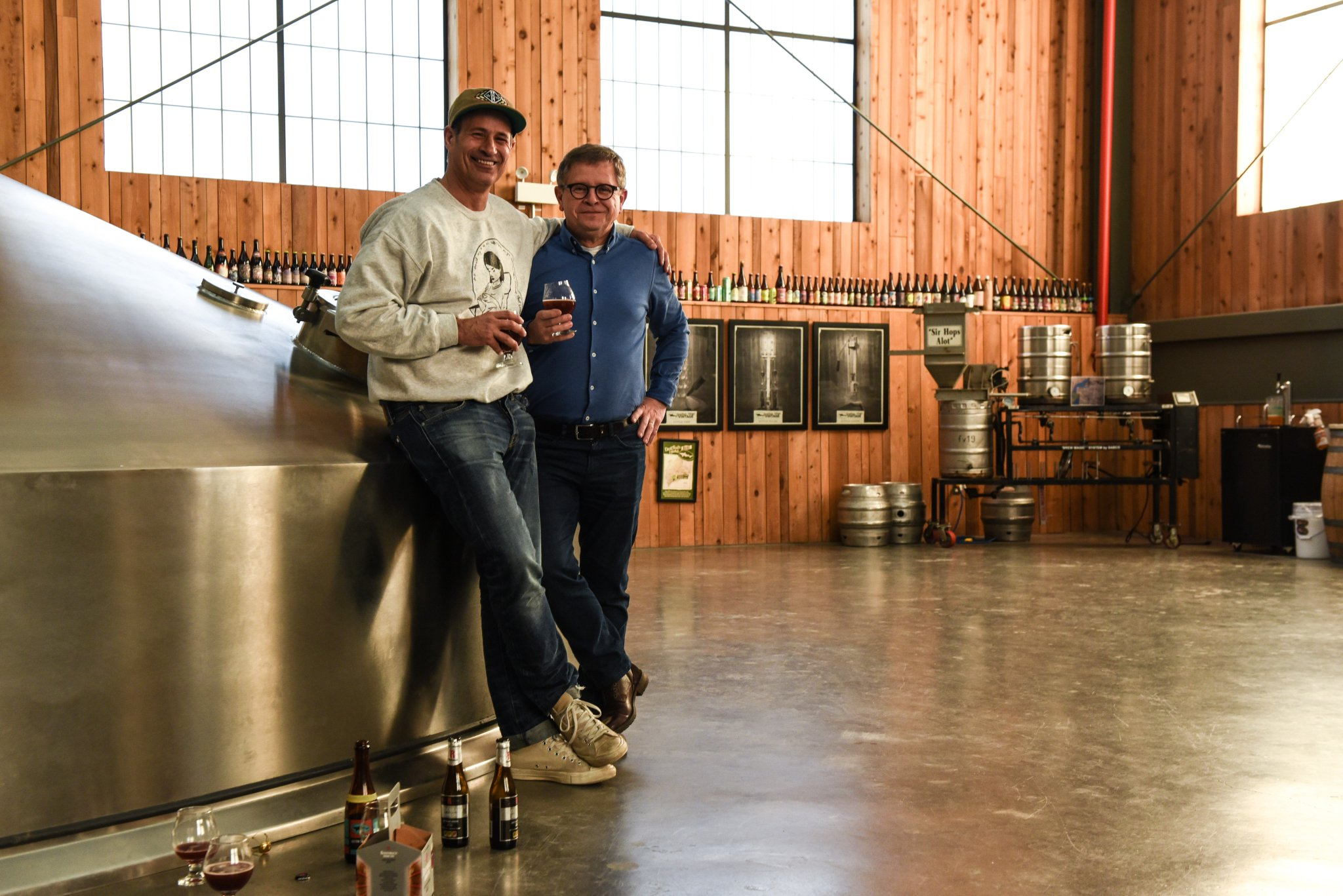 Dogfish Head Brewery And Brouwerij Rodenbach To Brew Collaboration Beer photo