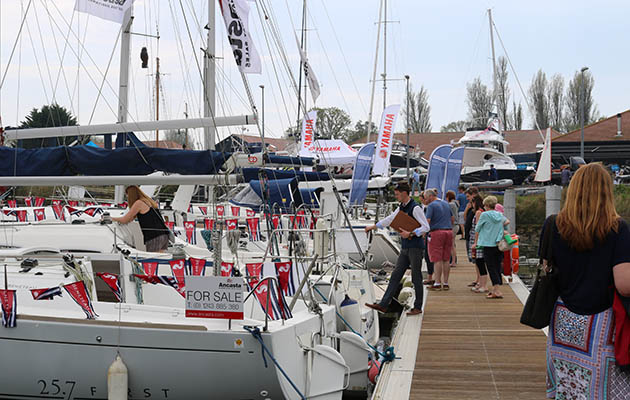 Countdown To Chichester Marina Boat Show photo