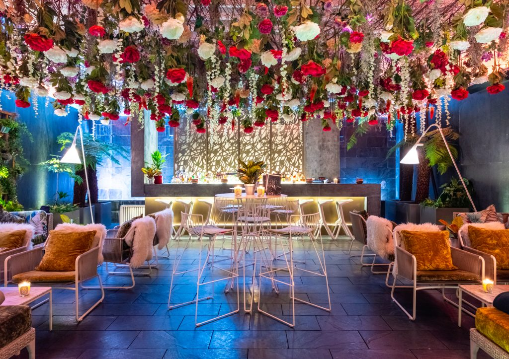 A Blooming Amazing Floral Gin Bar Arrives photo
