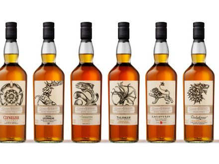 Diageo's Game Of Thrones Malt Collection Arrives In Duty Free photo