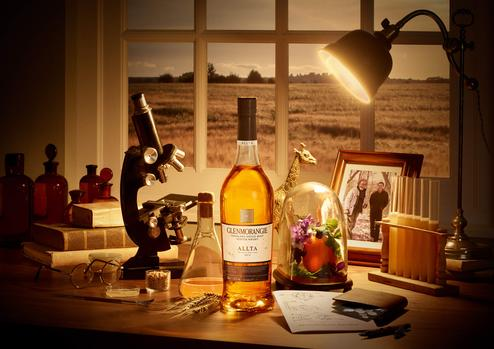 Glenmorangie Unveils Allta, The First Whisky Using Wild Yeast photo