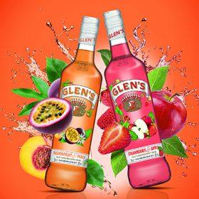 Glen?s Vodka Launches Low-abv Flavoured Spirits photo