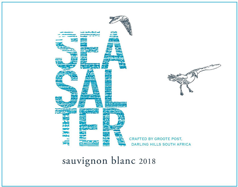 Introducing The Groote Post Seasalter – A New West Coast Flagship Sauvignon Blanc photo