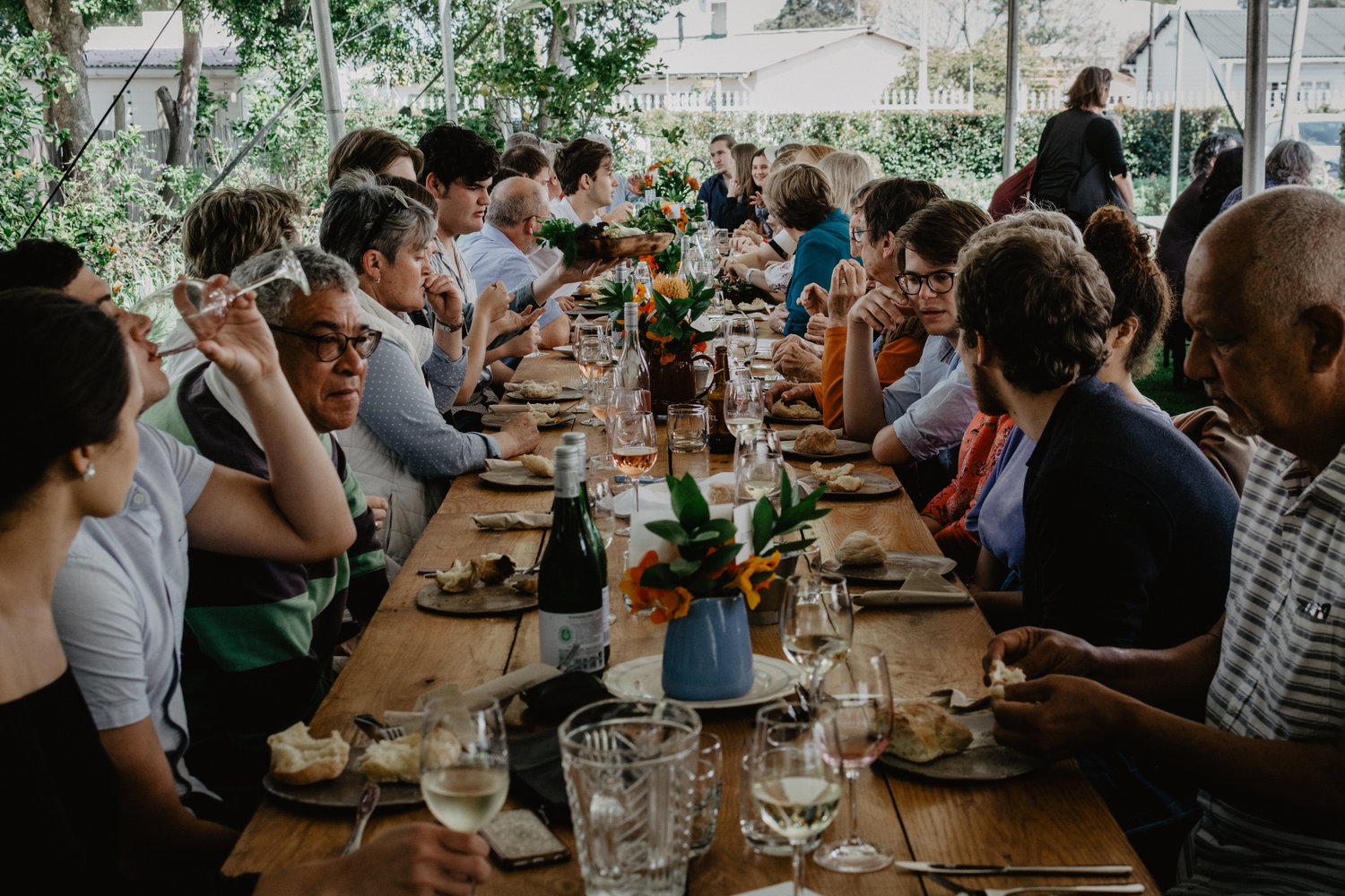 Leisurely Lunch at Vondeling to Celebrate Harvest 2019 photo