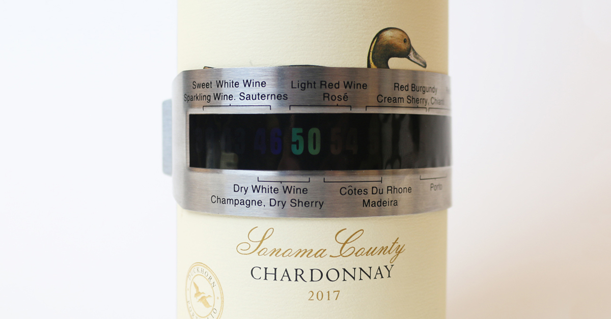 Why Every Wine Lover Needs A Wine Thermometer photo
